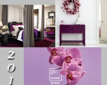 Pantone's Colour of the Year 2014