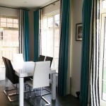 Curtains and Roman Blinds