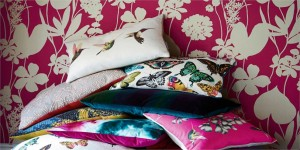 harlequin range of cushions