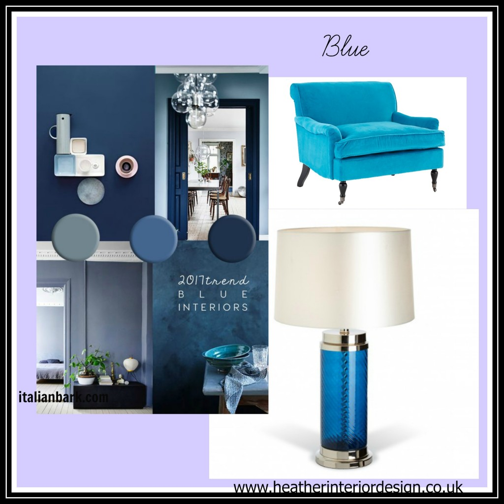 Inspirational colour for your living room