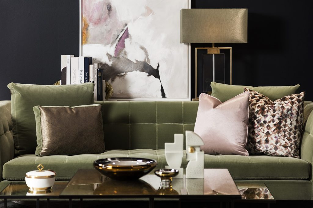 how to make your living room look luxurious