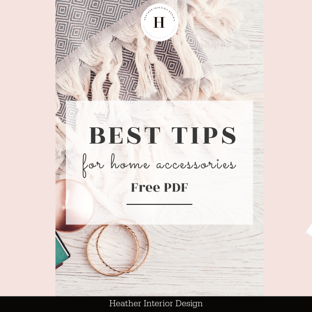 best tips for home accessories